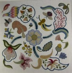 Conservation of Samplers stitched at the Royal School of Needlework