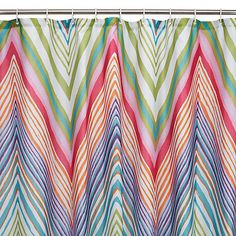 Buy Scion Grove Shower Curtain Multi Online At Johnlewis