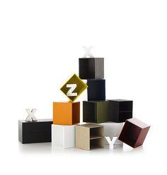 Kubiki - półki Minima  / MDF Italia / Showroom Store