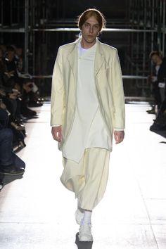 Comme des Garçons Homme Plus Fall 2018 Menswear Collection - Vogue