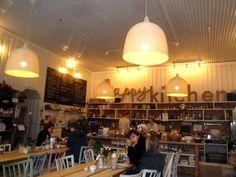 Happy Kitchen, Hackney, London   #cafe #coffeeshop