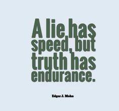 Lie vs. Truth