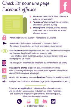 Page Facebook, Le Web, Community Manager, Business Inspiration, Entrepreneur, Management, Internet, Social Media, Social Media Tips