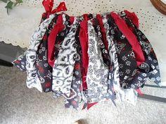 fabric tutu skirt