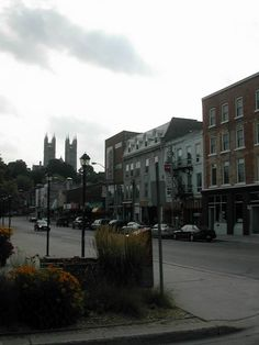 Guelph, Ontario.... how I miss Guelph