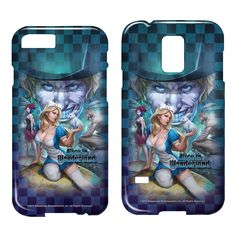 "Checkout our #LicensedGear products FREE SHIPPING + 10% OFF Coupon Code ""Official"" Zenescope/Alice - Smartphone Case - Barely There - Zenescope/Alice - Smartphone Case - Barely There - Price: $35.99. Buy now at https://officiallylicensedgear.com/zenescope-alice-smartphone-case-barely-there"