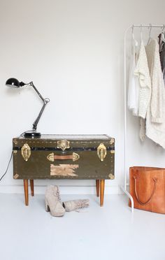 Sukkertøy for øyet Reduce Reuse Recycle, Upcycle, Home Instead, Common Room, Everyday Items, Modern Country, Decorating Your Home, Crates, Repurposed