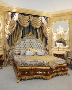 Classical Bedroom Suite