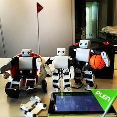 Something we liked from Instagram! plen2も博多でお待ちしています\(o)/ #car #plen #plen #skating #scenography #robot #kinekt #japan #博多 #明星和楽 #myojowaraku #3Dprinter by kuuumu check us out: http://bit.ly/1KyLetq