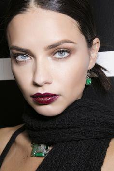 Les tendances maquillage des lèvres automne-hiver 2016-2017
