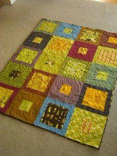Quilt made for @Valerie Viana