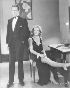 Joan Crawford and Lester Vail in Dance Fools, Dance (1931)