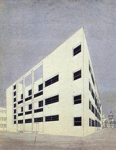 Giuseppe Terragni, Casa del Fascio, Como, Italy, 1936