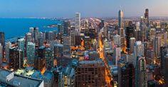 Como ir de Chicago à Nova York ou de Nova York à Chicago #viagem #ny #nyc #ny #novayork