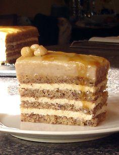 opera cake, vegan. | madcap cupcake