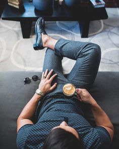 "Coffee time Monday is my favorite day because i can go after my dreams and do what I love ""Pleasure in the job puts perfection in the work."" #mensfashion #menstyle #dolcegabbana #ootdmen #fashionbloggerstyle --------------------------- Hora do café Segunda é o meu dia preferido da semana porque eu posso ir atras dos meus sonhos e fazer o que eu amo #modamasculina #blogger #moda #fhits ..... shop the look: http://liketk.it/2qBMK #liketkit @liketoknow.it"