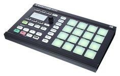 Native Instruments Maschine Mikro MK2 Black #Thomann