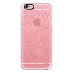 iPhone 6 Plus/6/5/5s/5c Case - PINK Curls - Breast Cancer Awareness -... ($40) ❤ liked on Polyvore featuring accessories, tech accessories, phone cases, phone, iphone cases, tech, electronics, iphone cover case, pink iphone case and apple iphone cases