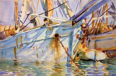 John Singer Sargent Watercolor - Google Search