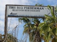 The Big Fisherman in Rockport.  Their seafood platter is good for three more meals. Prepare to carry home a doggie bag.~ the food sucks but it is THE place to eat!