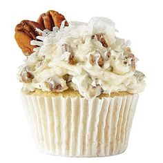 The Italian Cream Dream Cupcake...