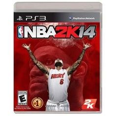 NBA 2K14 PlayStation 3 >>> Click on the image for additional details. Note:It is Affiliate Link to Amazon. 2k Games, Xbox 360 Video Games, Latest Video Games, Games To Play, King James, Rp 1, Nba News, Video Game Console, Gaming