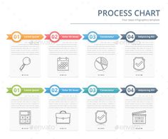 #Process #Infographics - Infographics Download here: https://graphicriver.net/item/process-infographics/19500753?ref=alena994