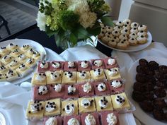 Tasty treats and sweets by Chef Stacie Chef Work, Yummy Treats, Catering, Waffles, Menu, Tasty, Sweets, Drinks, Breakfast