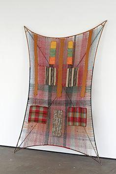 Receptor | Alexandra Bircken Receptor, 2009 wool, fibre, sta… | Flickr