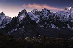 Home Sweet Home (Chamonix, France), by Robert Marić