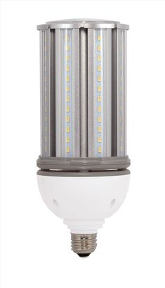 JKLcom BA15D LED Bulbs 3W Equivalent JD Type Ba15d 25W-30W T4 Halogen Replacement Double Contact Bayonet Base BA15D LED Corn Bulb for Chandelier Crystal Ceiling,Cool White 6000K,32 LED 2835 SMD,8 Pack