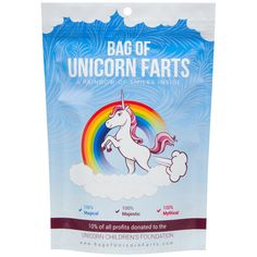 Bag Of Unicorn Farts in Sweet Gifts by Little Stinker