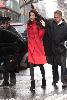 Style Inspiration: Amal Clooney