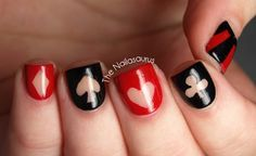 Las Vegas Poker Nails