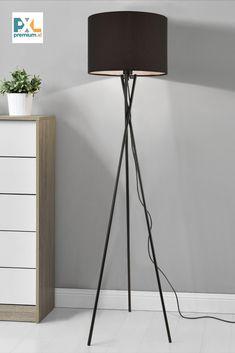 Štýlová a moderná [lux.pro] Stojaca lampa Pärnu HT188130 má nie len dych vyrážajúci dizajn, ale ponúka aj efektívne osvetlenie v domácnosti, pätica: 1 x E27, max. 60 W, výška: 154 cm, dĺžka napájacieho kábla: 180 cm, produkt značky [lux.pro] Tripod Lamp, Lighting, Design, Home Decor, Cluster Pendant Light, Decoration Home, Room Decor, Lights