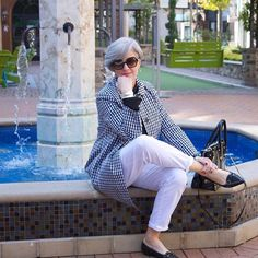 timeless twiggy | Style at a Certain Age