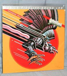 Judas Priest New/Mobile Fidelity Screaming For Vengeance  180 Gram Vinyl LP from $2299