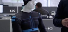Bioserenity combines smart clothing with biometric sensors to diagnose epilepsy