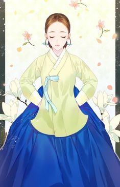 승은궁녀스캔들-로맨스(완결) : 네이버 블로그 Korean Anime, Korean Art, Cute Korean, Korean Traditional, Traditional Art, Cinderella Original, Korean Picture, Korean Illustration, Korean Painting