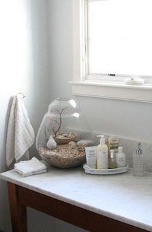 Bathroom Tray (& Terrarium)