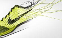 """Nike """"Flyknit"""" Knitted Shoe"""
