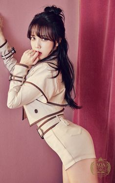 AOA drops individual teaser images for the two concepts shown so far | allkpop.com