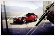 BMW Zagato Coupe Concept - Have Car, Will Travel Vol.IV