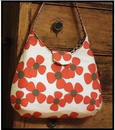 larger aka diaper bag, free sewing pattern