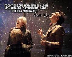 Resultado de imagen para doctor who temporada 5 frases