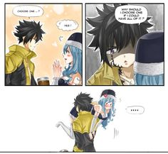 Grays Maid Fetish 2/2 #GrayFullbuster | #JuviaLockser | #Fairytail #OTP…