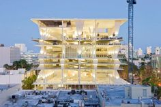 1111 Lincoln Road, Miami Beach by Herzog & de Meuron