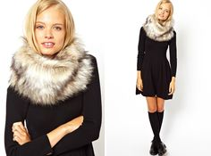 What's cozier than a fuzzy, cuddly, faux fur winter accessory?