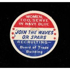 WAVES recruiting milk cap