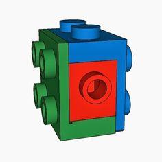 Dag's Bricks: LEGO Techniques - Brick-A-Brackets
